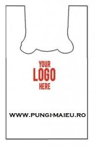 Publicitate pe pungi plastic personalizate