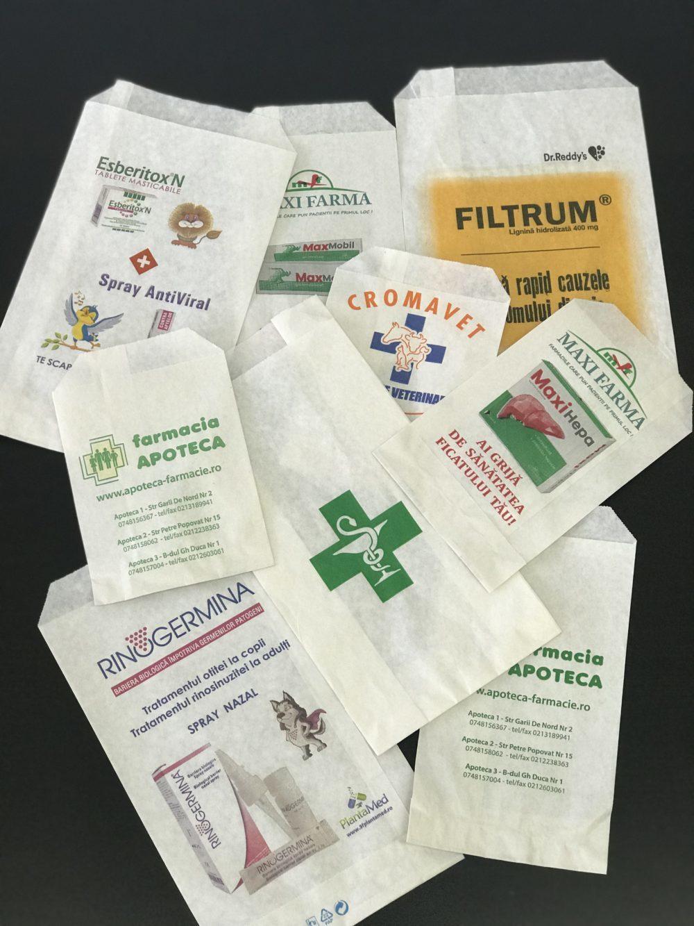 pungi farmacie